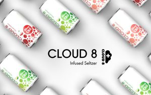 Cloud 8 Launches New Range of CBD Seltzers